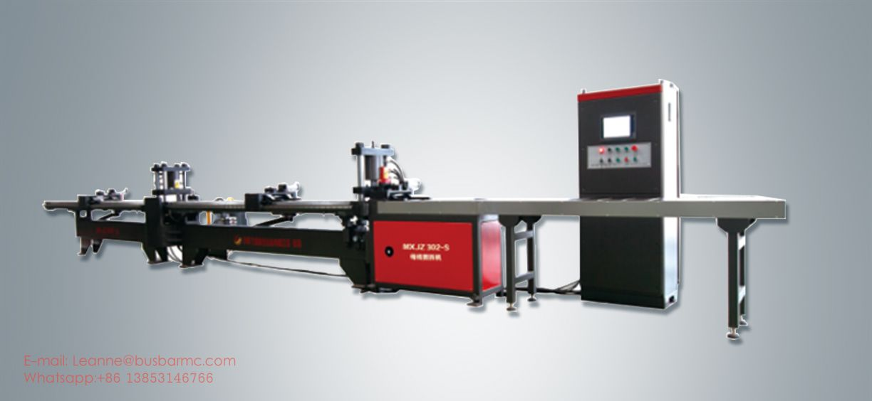 CNC Busbar Cutting Bending Machine