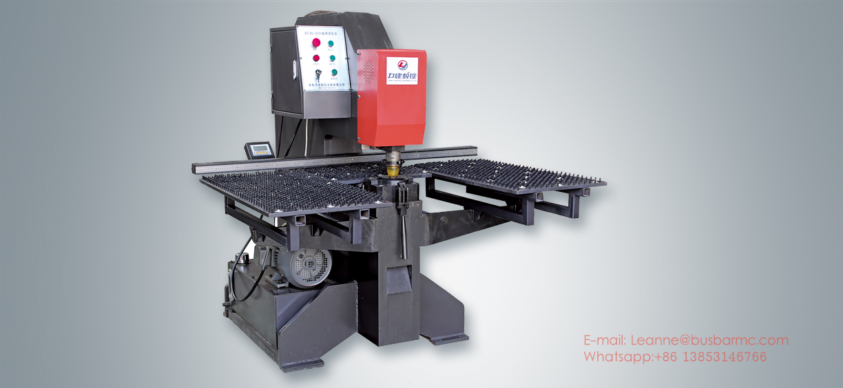 Steel Plate punching machine