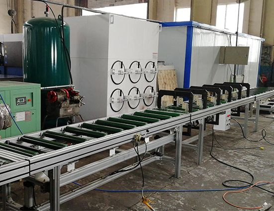 bus-barwire processing machine
