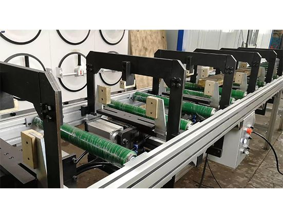 busbar trunking system machine